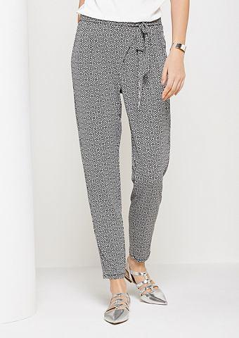 Элегантный брюки с декоративный элемен...
