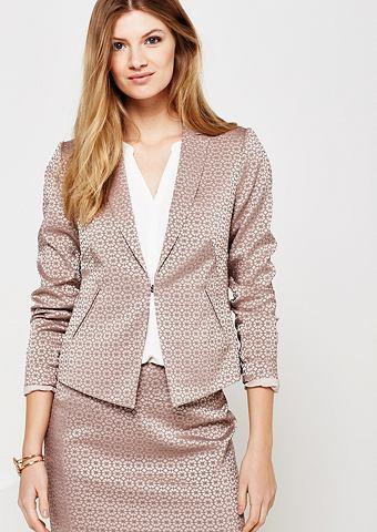 Изящный пиджак с элегантный жаккардовы...