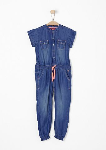 Нежный Denim-Jumpsuit для Mädchen...