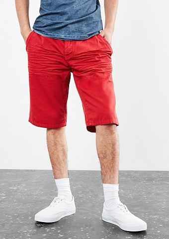 John Loose: Прямые шорты