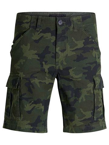 Army-Print- шорты карго