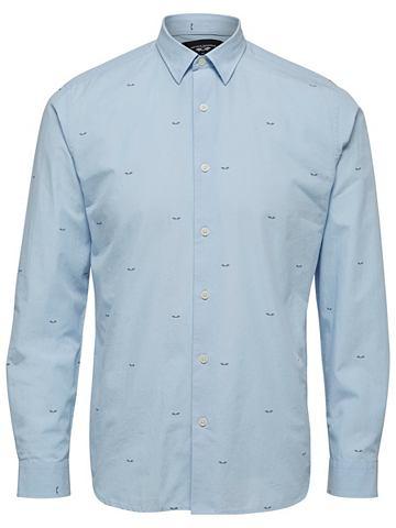 Antonio Banderas - рубашка с длинными ...