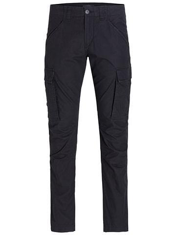 Льняной брюки карго