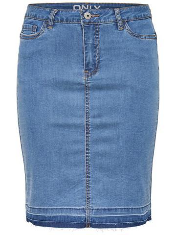 Derber юбка джинсовая