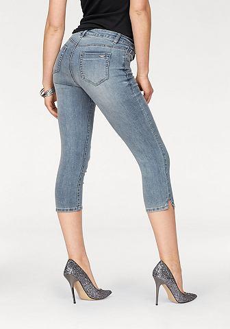Капри джинсы »Ultra-Stretch&laqu...
