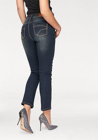 ARIZONA 7/8 джинсы »mit Kontrastnäh...