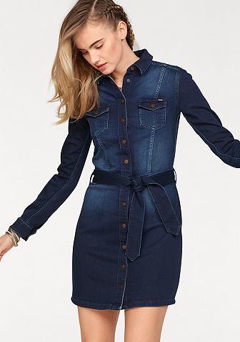 Pepe джинсы платье джинсовое »NI...