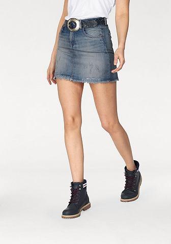 Юбка джинсовая »ELNAN«