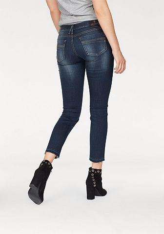 Узкие джинсы »Touch Cropped&laqu...