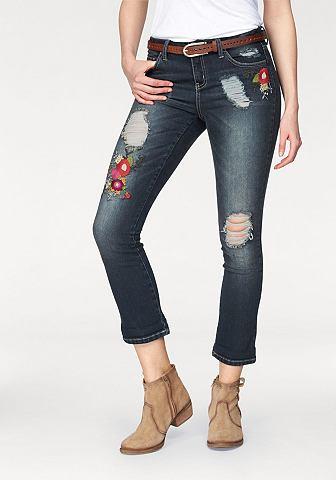 AJC 7/8 джинсы