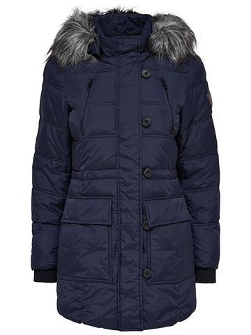 Нейлоновая пальто