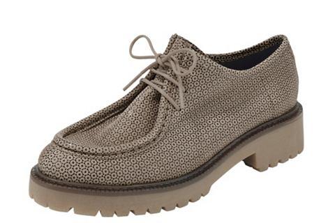 Туфли на шнуровке