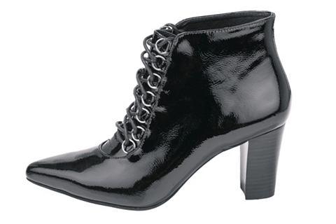 Ботинки со шнуровкой с zahlreichen &Ou...
