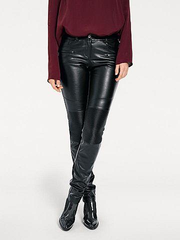 Байкерские брюки с приложений