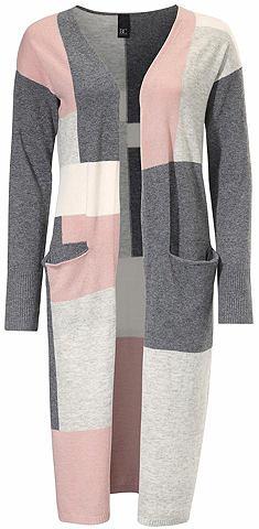 Безразмерное пальто с Farbmix