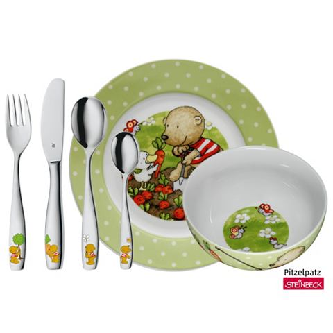 Набор детской посуды с набор столовых ...