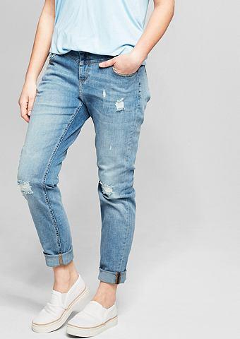 Красивая форма: джинсы