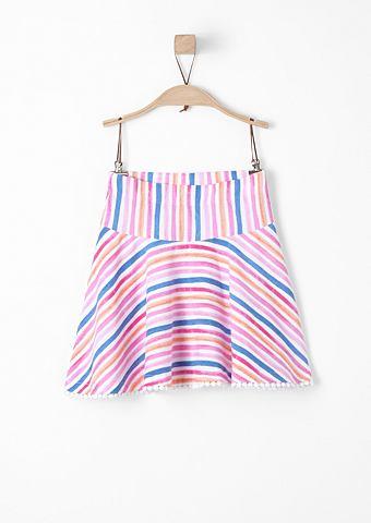 Schwingender юбка для Mädchen