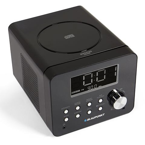 CD Uhrenradio UKW CD Player будильник ...