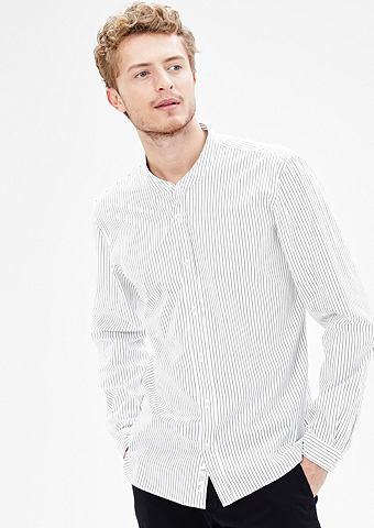 Modern форма: рубашка с воротник стойк...