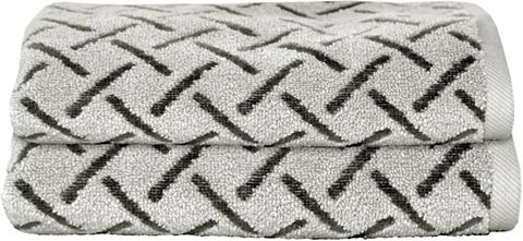 DYCKHOFF Полотенце »Stripes« с узор...