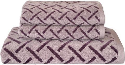 DYCKHOFF Полотенце комплект »Stripes&laqu...