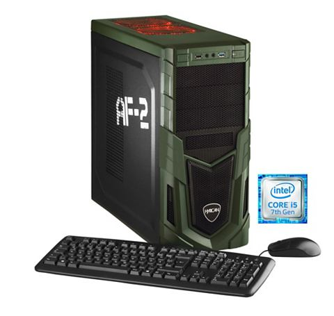 Gaming PC Intel® i5-7400 8GB 1TB G...