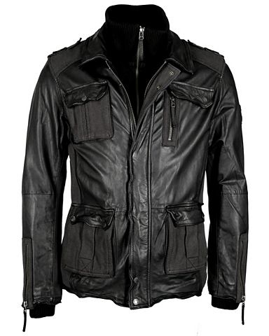 Куртка кожаная »Henderson-C&laqu...