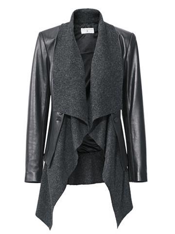 Куртка кожаная Porcnappa verwandelbar ...
