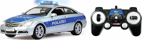 JAMARA RC Polizeiauto »Mercedes E350 Co...