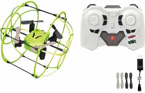 Quadrocopter с Schutzkäfig &raquo...