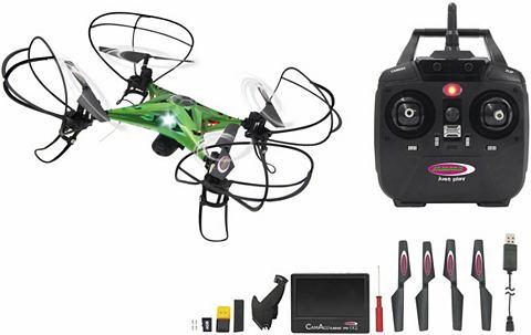 Quadrocopter с HD Камера и Bildschirm ...