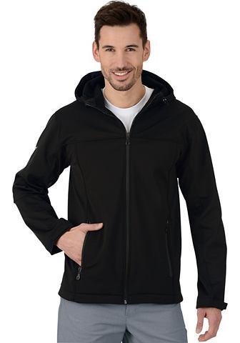 Классического стиля куртка с капюшоном...