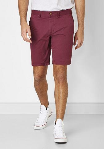 Stretch брюки узкие шорты Dawson