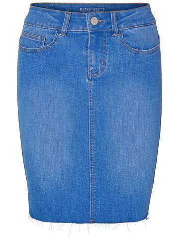 HW юбка джинсовая