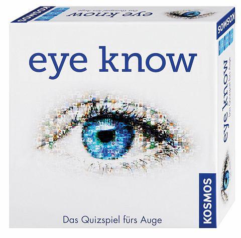 Gesellschaftsspiel »Eye Know &la...