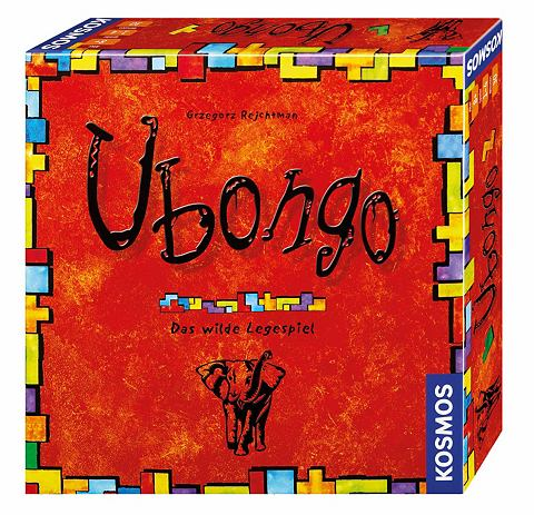 Gesellschaftsspiel »Ubongo Neue ...