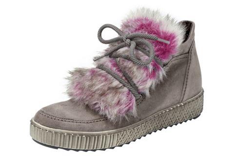 Ботинки со шнуровкой с Webfell