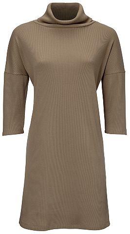 Платье с 3/4 рукавами