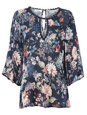 Блузка с набивным рисунком с Taillen-B...