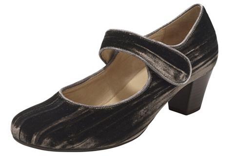 Туфли из бархат