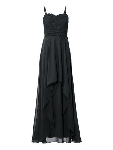 Платье вечернее приложений