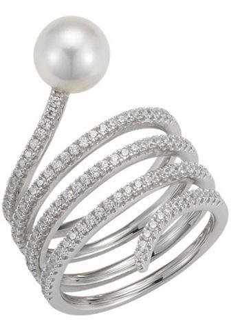 ADRIANA Кольцо с жемчугом »La mia perla ...