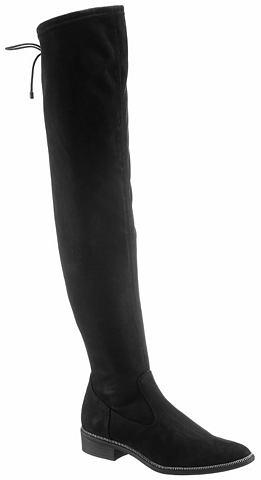 Сапоги выше колена