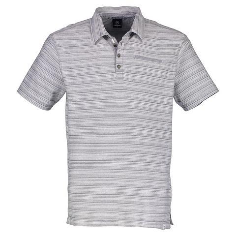 C короткими рукавами футболка поло с S...