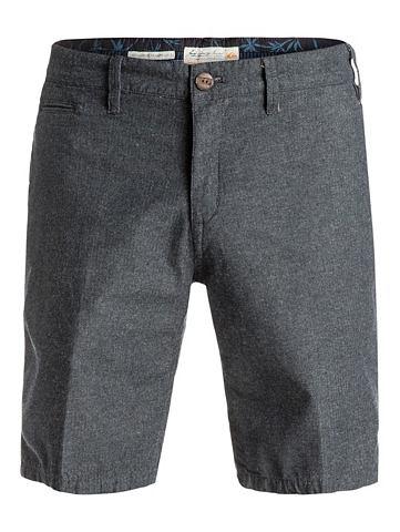 Брюки узкие шорты