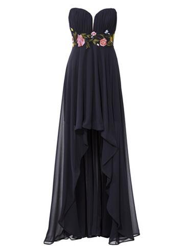 Платье вечернее с корсаж
