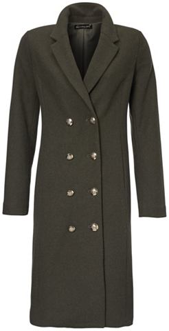 Пальто шерстяное с Wolle