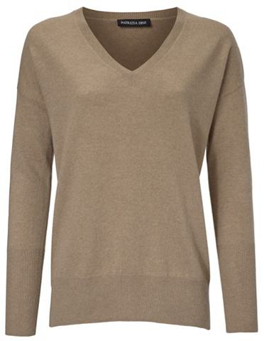HEINE TIMELESS пуловер с V-образным вырезом ...