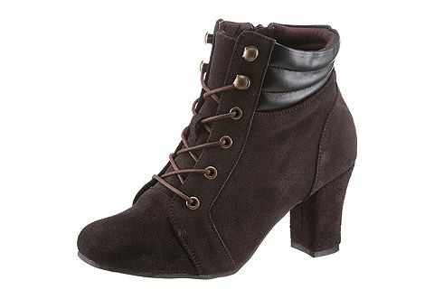 Ботинки с боковой Zipp